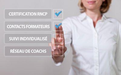 Comment bien choisir sa formation de coaching professionnel?